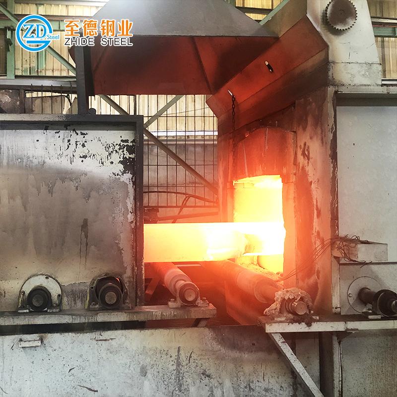 天然气固溶处理炉